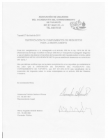 Certificado Requisitos Representante Legal-Contador
